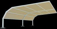 Carport-Modell