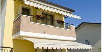 Gelenkarmmarkise-Balkon