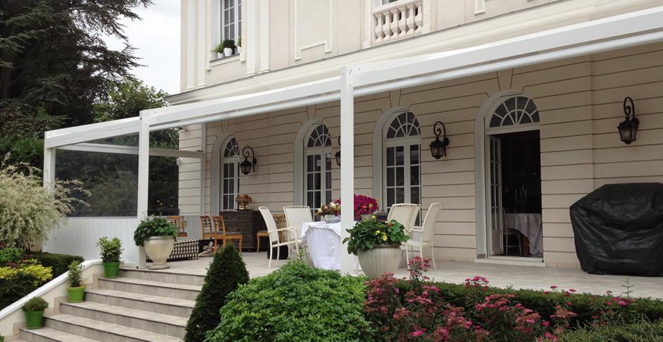 terrassen berdachung markisen profis. Black Bedroom Furniture Sets. Home Design Ideas